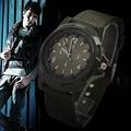 Reloj Gemius Army 100% Original,extensible Lona De Nylon Hm4