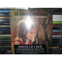 El Canto Del Loco Por Mi Y Todos Digipack - Cd+dvd España