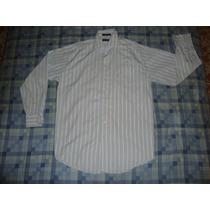 Camisa De Vestir Ejucutiva Nautica 100% Original