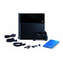 Playstation 4 500gb Nuevo Con Juego Envio Gratis