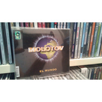 Molotov Apocalypshit Cd Single El Mundo Nuevo Descontinuado