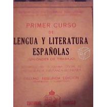 Lengua Y Literatura Española.rosario M,g, 1959, Primer Curso