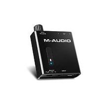 M-audio Bass Viajeros De Amplificador De Auriculares Powered
