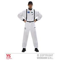 Astronauta Traje - Blanco Mono Adultos Gran Espacio