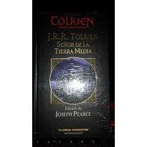 Tolkien, El Señor De La Tierra Media, Joseph Pearce, Vbf