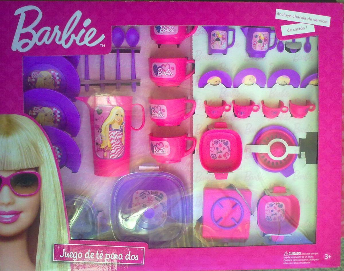 juegos de barbie: