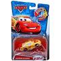 Disney / Pixar Cars Cambio De Color 01:55 Escala Vehículo Ra
