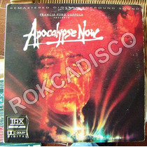 Disco Laser, Apocalypse Now, 2 Disco Laser 12