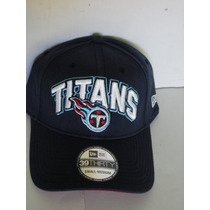 Gorra New Era Nfl 100% Original 39thirty Titans Tennessee