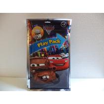 Cars Fiestas 10 Libros Colorear Con 4 Colores Y Stikers Bolo