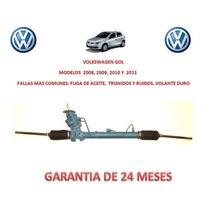 Caja Direccion Hidraulica Cremallera Volkswagen Gol 2010