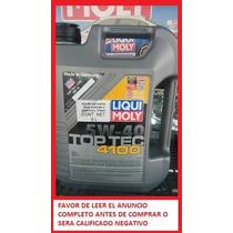 Aceite Sintetico Liqui Moly Top Tec 4100 5w40