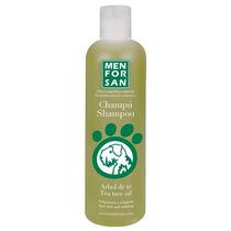 Shampoo Natural Anticomezón Con Árbol De Té Para Perros