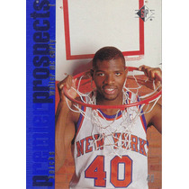 1996-97 Sp Premier Prospects Rc Walter Mccarty Knicks