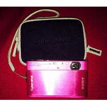 Camara Digital Sony Modelo Exmor R Dsc-tx1 10.2 Megapixeles