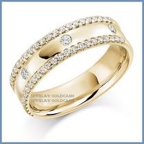 Argollas Matrimonio Mod. Rolex Oro Amarillo 18k Comfort Fit