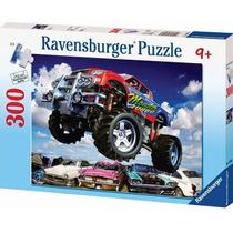 Ravensburger Rompecabezas Monster Truck 300 Pzas. 13006