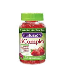 Vitafusion Del Complejo B Las Vitaminas Gummy 70 Count (paqu