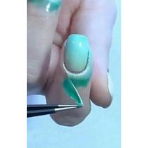Látex Esmalte Para Uñas Gelish Acrilico Manicure