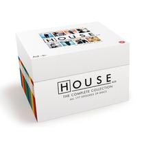 Dr. House La Serie Completa En Blu-ray De Colección