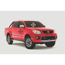 Sticker Vinil Toyota Hilux Trd, 2014 O Superiores Pick Up