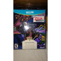 Protector Cristalino De Pet Para Zelda Wind Waker Hd Wii U