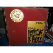 Discos De Acetato Lp Rock Rokcin Devils Rebeldes Del Rock