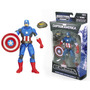 Capitan America Marvel Legends Infinite Marvel Now Pieza Baf