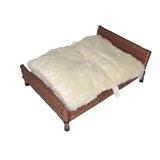 Mueble Sofa Cama Cojin Alta Calidad Perro Grande Gato E4f