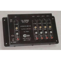 Bar Amplificador Pro S-video No Loss Sin Perdida De Senal