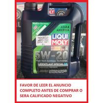 Aceite Sintetico Liqui Moly Leichtlauf Special Aa 5w20