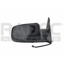 Espejo Chevrolet Silverado 92-98 Electrico Negro Der