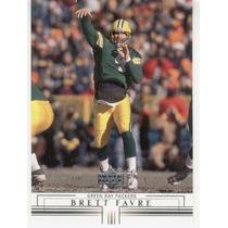 2001 Upper Deck Brett Favre Green Bay Packers