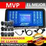 Mvp Programador De Llaves Y Controles Profesional Multimarca