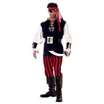 California Disfraces Hombre Adulto Cutthroat Traje De Pirata