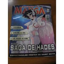 Conexión Manga #130 La Nueva Saga De Hades