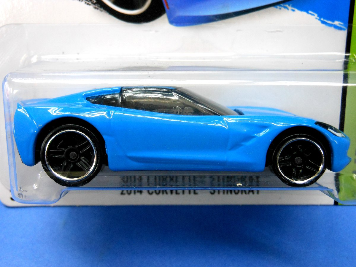 Hot Wheels 2014 Corvette submited images.