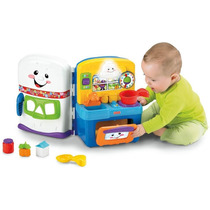 Tb Juguete Fisher-price Laugh And Learn Learning Kitchen
