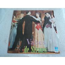 Valses De Strauss Million Dollar Violins / Lp Acetato Vinil