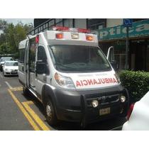 Nueva Ambulancia Ram 2500 2016