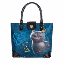 Bolsa Gato Risón Alicia A Través Espejo Disney Store 2016