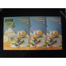 Lote Cuaderno De Lenguaje Primer Ciclo 2, Trineo