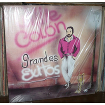 Willie Colon Lp Grandes Exitos Hecho En Venezuela