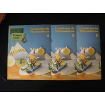 Lote Cuaderno De Matemáticas Primer Ciclo 2, Trineo