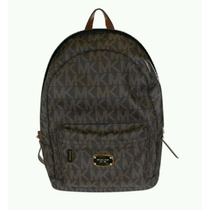 Backpack Michael Kors Original Mochila Mk 100% Autentica