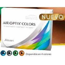 Pupilentes Freshlook Air Optix Colors Mensuales (de Alcon)