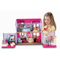 Casa Para Muñecas Fisher-price Loving Family - Family Manor