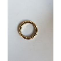 Arete Piercing Para Nariz En Oro 14k