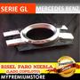 Bisel Original Del Faro De Niebla Mercedes Benz Serie Gl