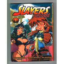 Slayers Especial - Tomo 1 - Editorial Ivrea